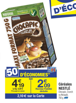 Nestle-Chocapic-Cereales