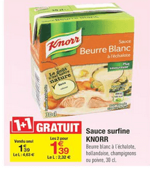 sauce-knorr