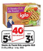 iglo steak
