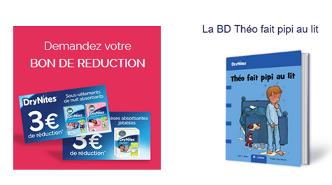 drynites bon de reduction